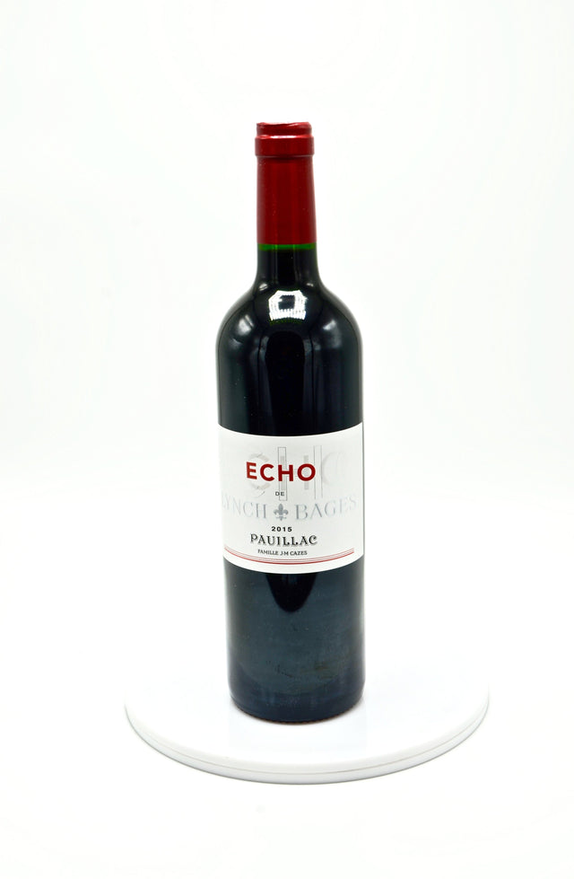 2015 Echo de Lynch Bages, Pauillac (Lynch Bages 2nd)
