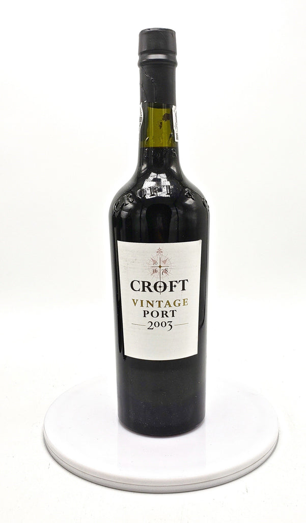 2003 Croft Vintage Port