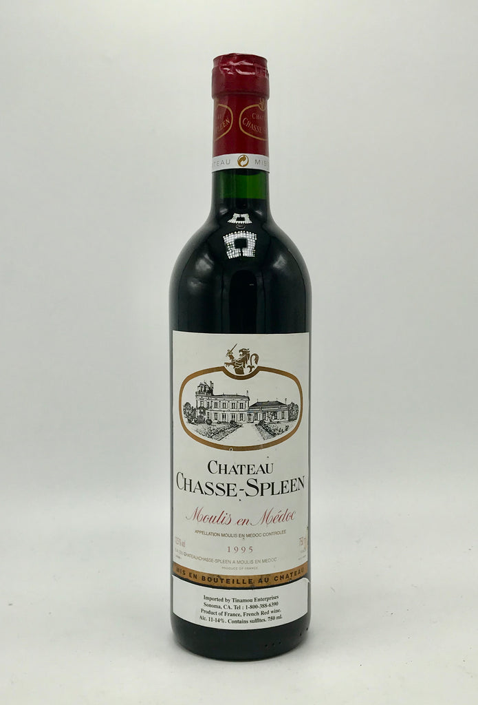 1995 Château Chasse Spleen, Moulis