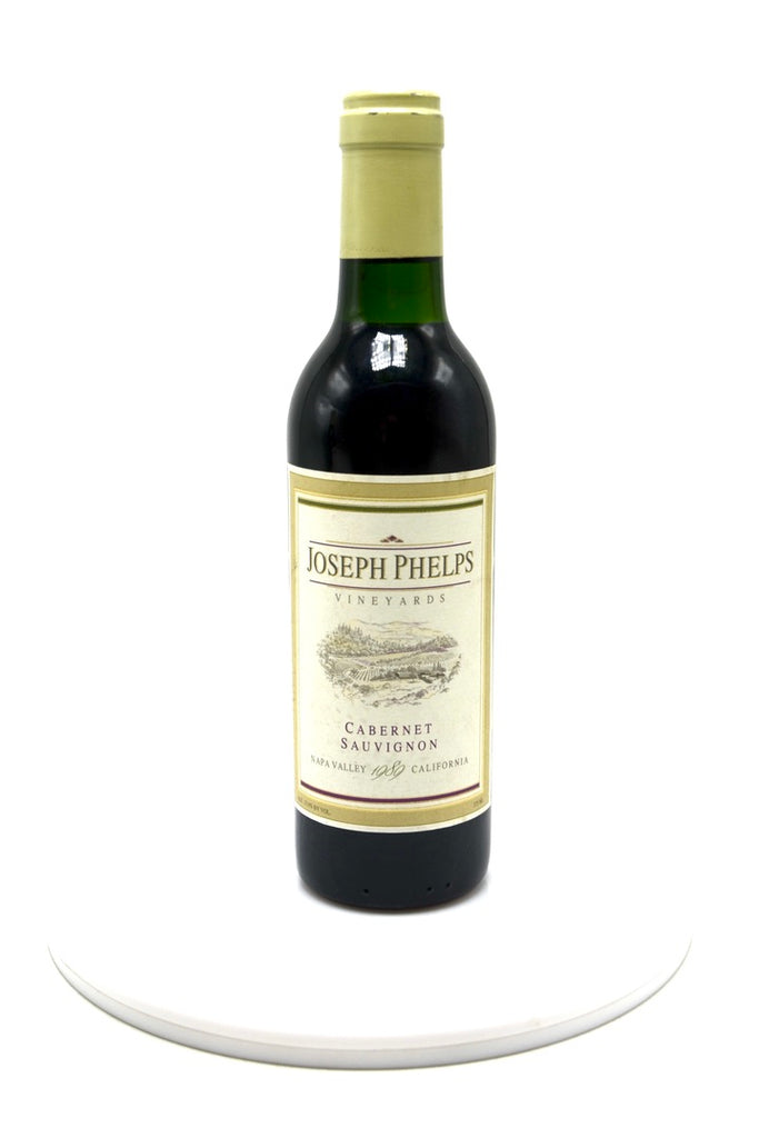 1989 Joseph Phelps Vineyards Cabernet Sauvignon, Napa Valley (half-bottle)