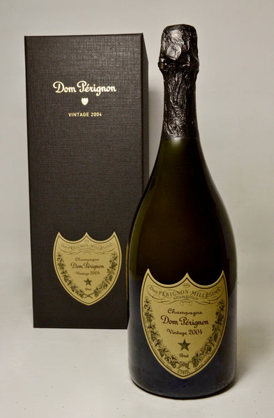 2004 Dom Pérignon Brut Champagne, Epernay (In Gift Box)