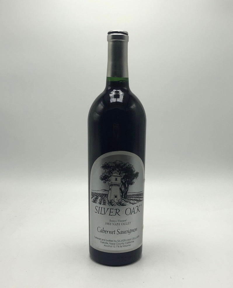 1988 Silver Oak, Bonny's Vineyard, Cabernet Sauvignon, Alexander Valley
