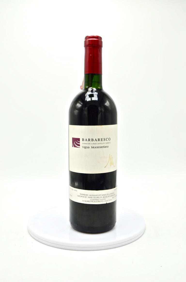 1990 M. Sebaste Barbaresco Montestefano