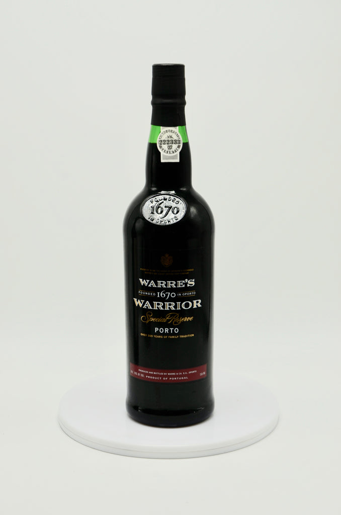 NV Warre Warrior Special Reserve Vintage Port
