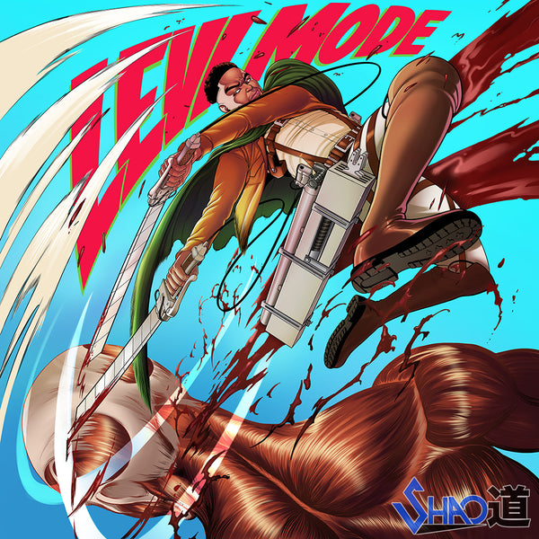 Levi Mode Single Artwork - Shao Dow