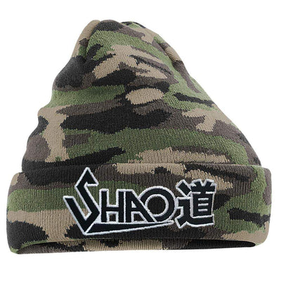 Shao Dow - Jungle Camo Beanie