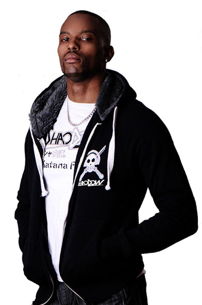 Zip Wolf Hoody - Shao Dow - The DiY Gang Store