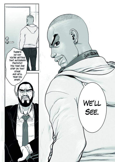 Shao Dow - The Way Of Shao Manga - Page  21