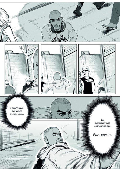 Shao Dow - The Way Of Shao Manga - Page 9