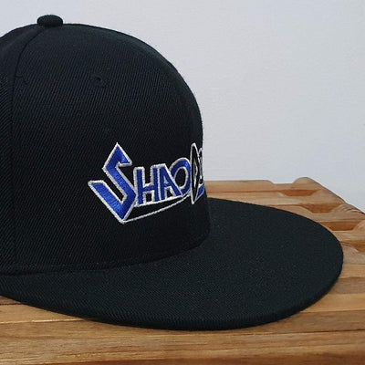 Shao Dow All Black SnapBack - Shao Dow - The DiY Gang Store