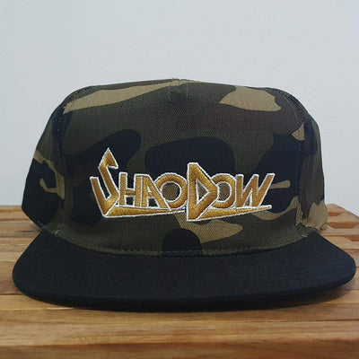 ShaoDow Jungle Camo SnapBack - Shao Dow - The DiY Gang Store