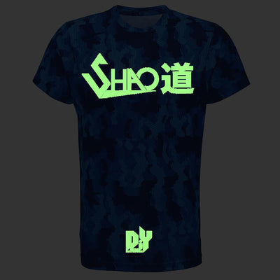 ShaoGlow Glow-In-The-Dark Tee
