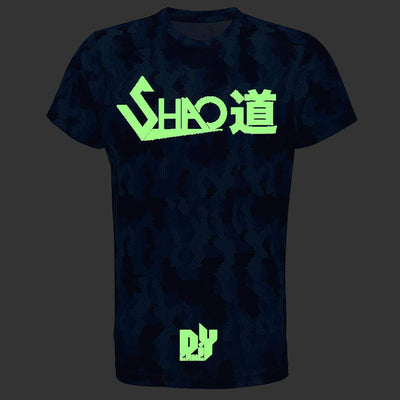 ShaoGlow Glow-In-The-Dark Tee - Shao Dow - The DiY Gang Store