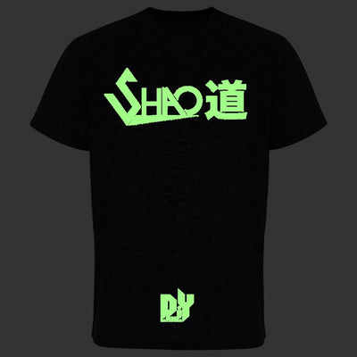 ShaoGlow Burn Out Tee - Shao Dow - The DiY Gang Store