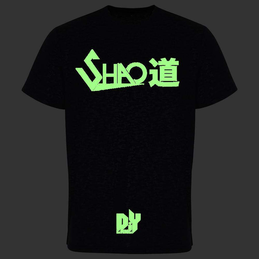 ShaoGlow Burn Out Tee
