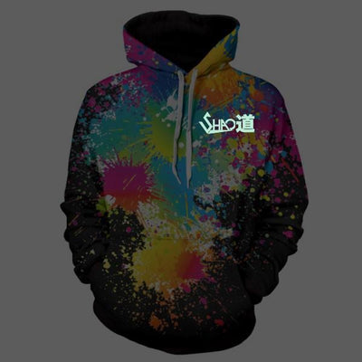 ShaoGlow Glow-In-The-Dark Hoody