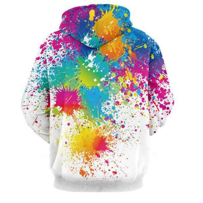 ShaoGlow Glow-In-The-Dark Hoody - Shao Dow - The DiY Gang Store