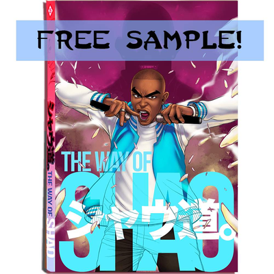 FREE SAMPLE - The Way Of Shao Manga Volume 1 - Shao Dow - The DiY Gang Store