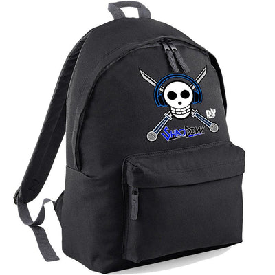 Bags - Max Action BackPack (Black)