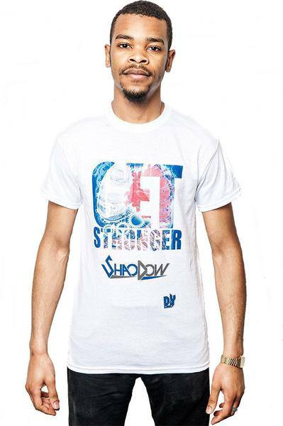 T Shirt - Get Stronger T Shirt
