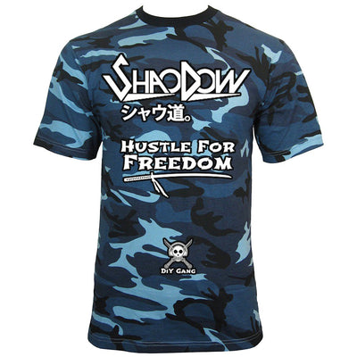 T Shirt - Hustle For Freedom Tee