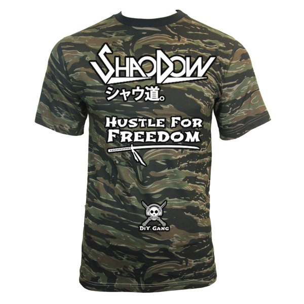 Hustle For Freedom Tee
