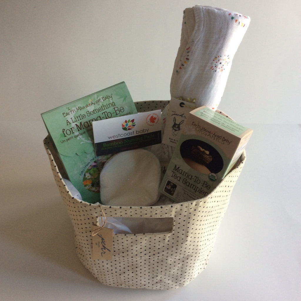 Mom-to-Be Essentials Hamper