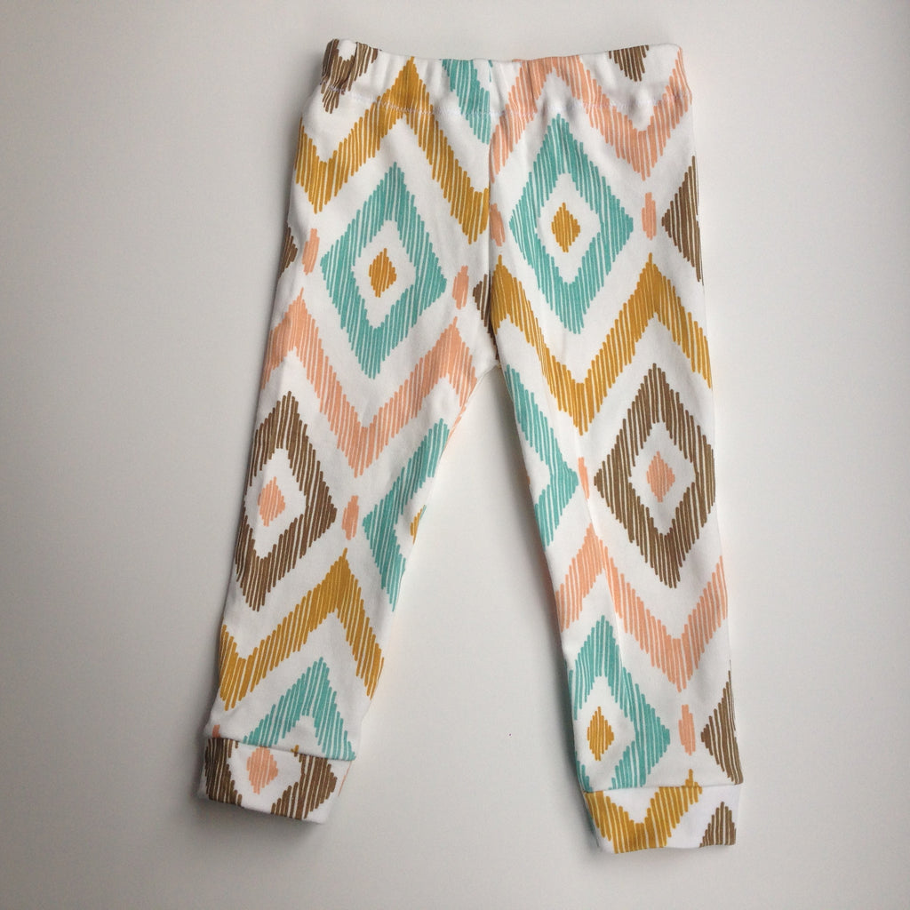 Ikat Leggings