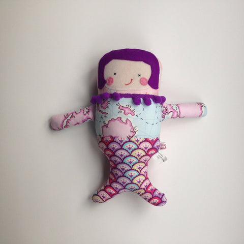 Mermaid Poppet