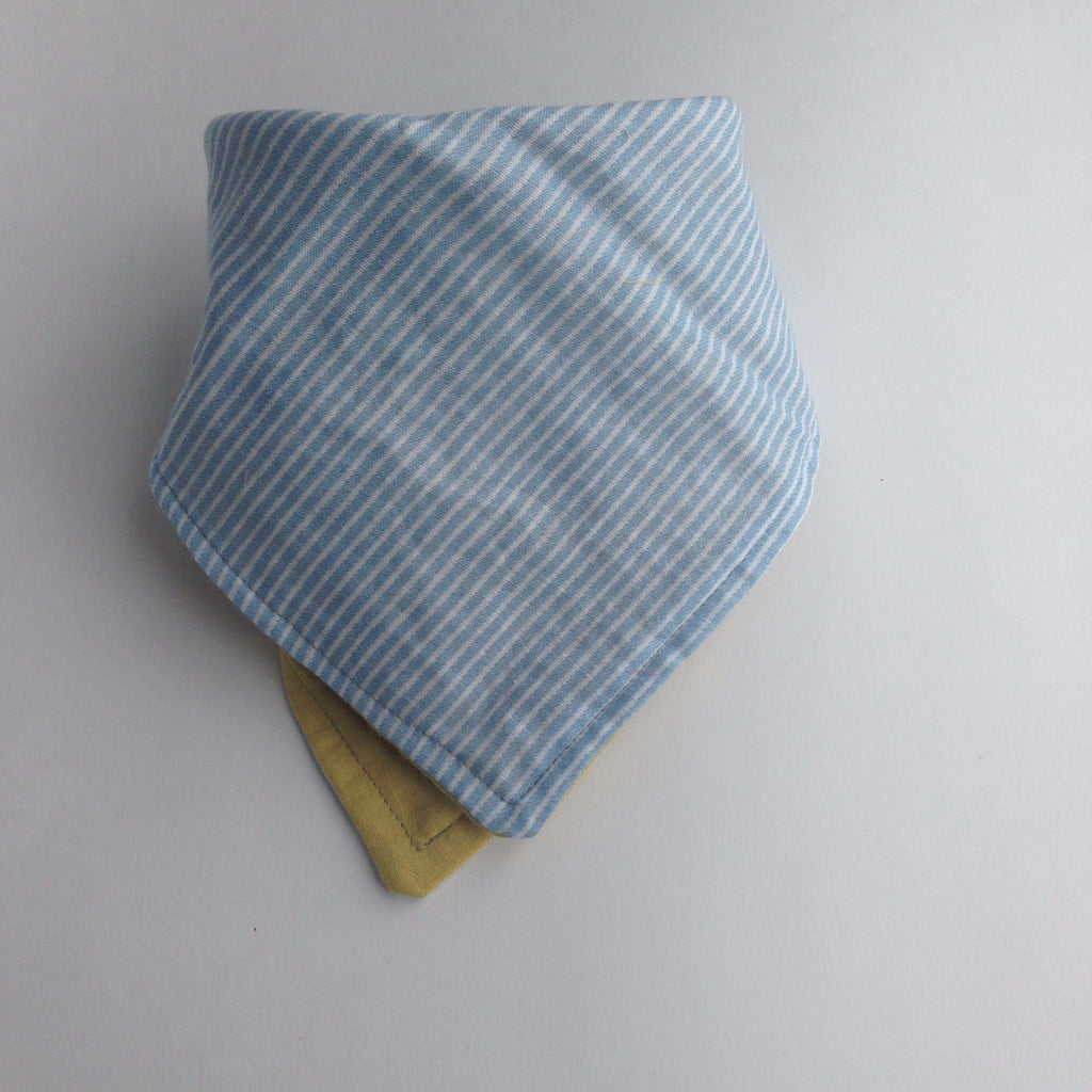 Sunshine & Stripes Lightweight Bandana Bibs