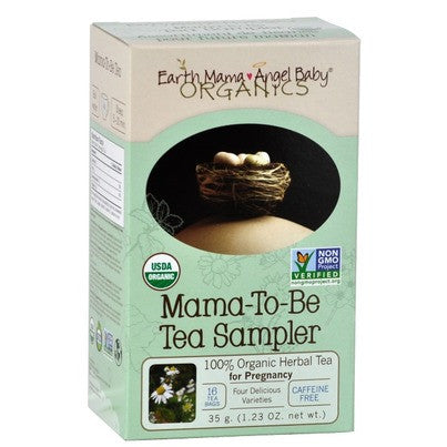 Mama-To-Be Tea Sampler