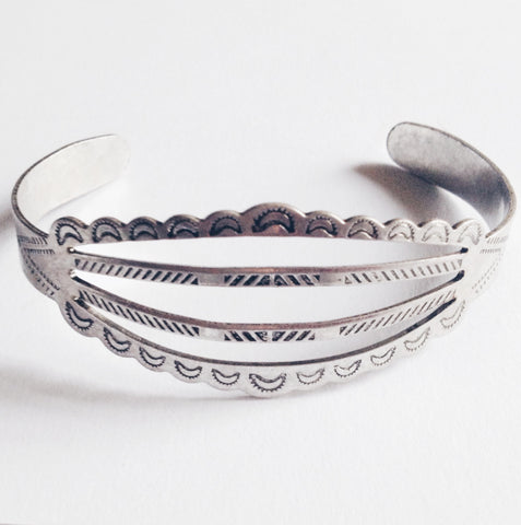 Crescent Moon Bangle