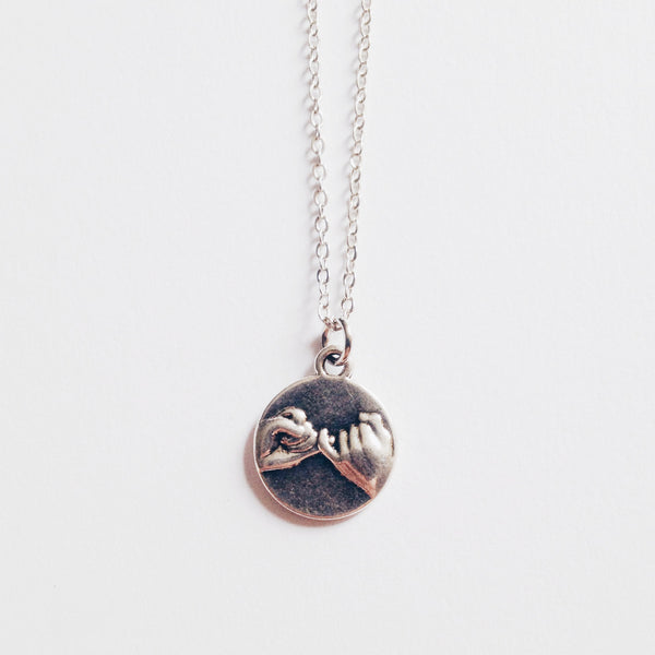 Pinkie Promise Necklace