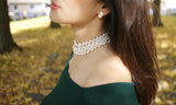 Royal Collection of Jewellery Choker – A plethora of pearls