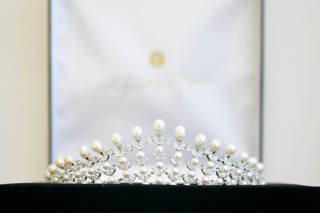 The Royal Pearl Tiara