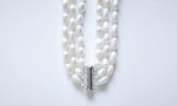 Classic Rice Pearls Necklace