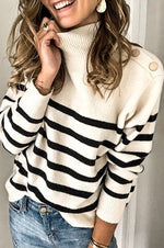 Striped Nautical Sweater