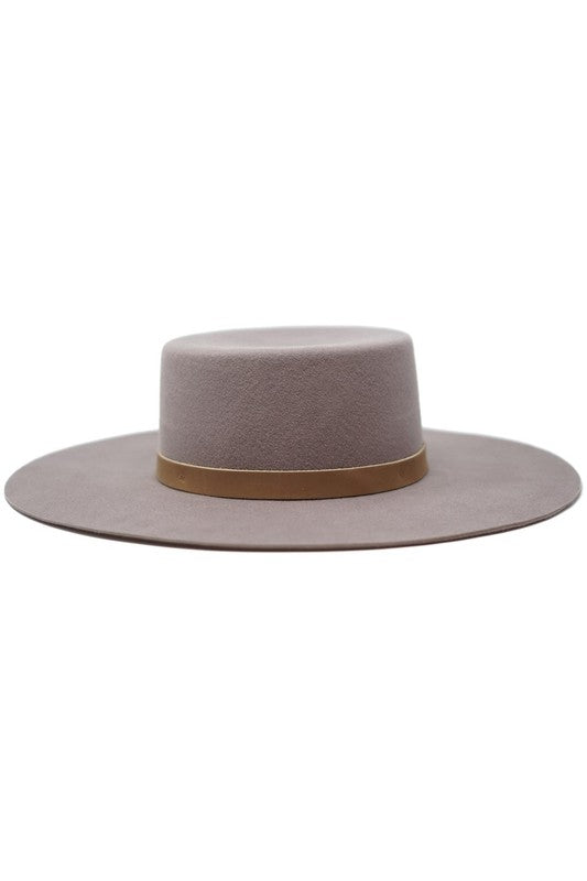 Rocky Taupe Hat