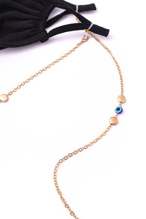 All Seeing Eye Mask Chain