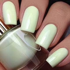 Glowstar - Mint Green Nail Polish