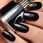 Black Holy - Black Creme Nail Polish