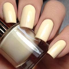 Biscuits - Pastel Butter Yellow Nail Polish