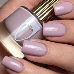 Palazzo Pleasures - Dusty Grey Lilac Nail Polish