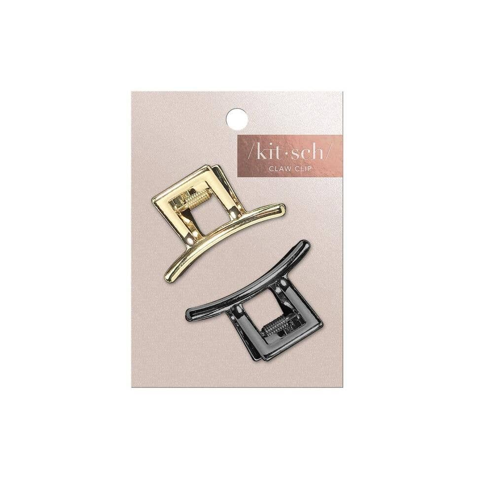 Mini Bar Claw Clip - Set of 2