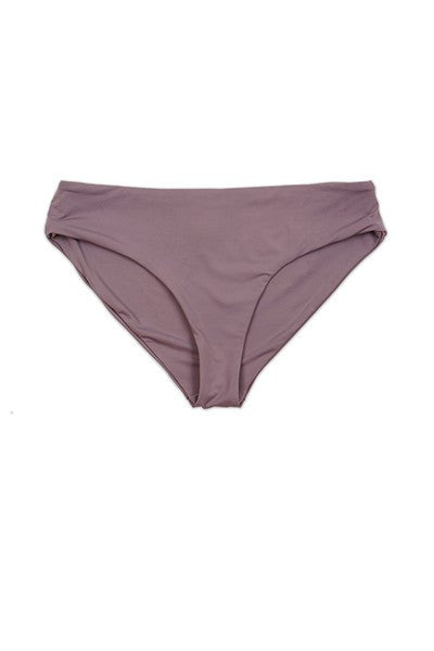 Seamless Moderate Coverage Seamless Bottom in Purple Haze
