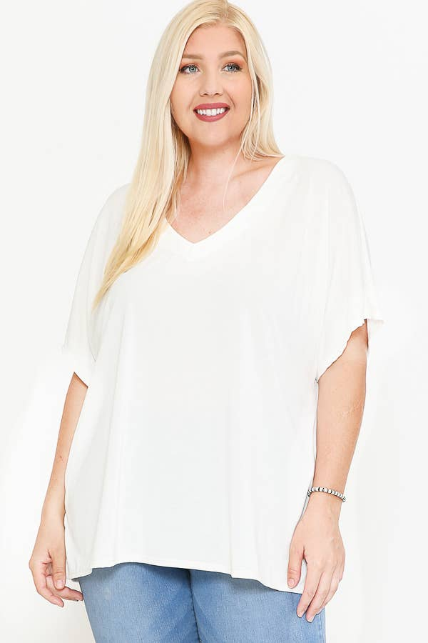 Basic Dolman Tee - VOLUME