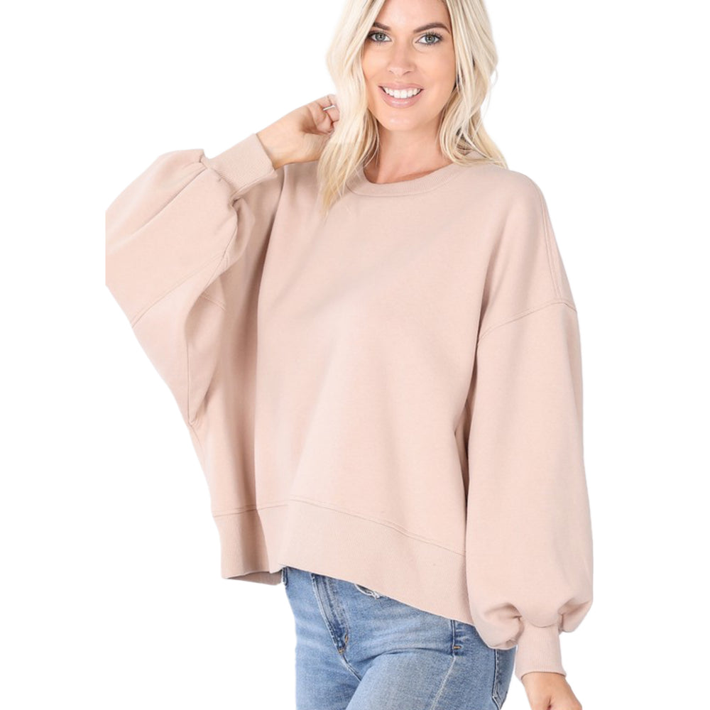 Blush Sweatshirt