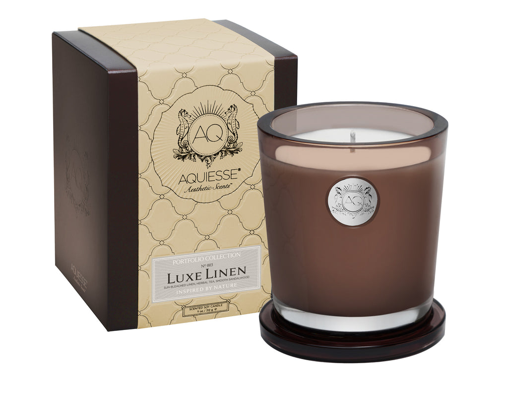 Aquiesse 11 oz Large Candle