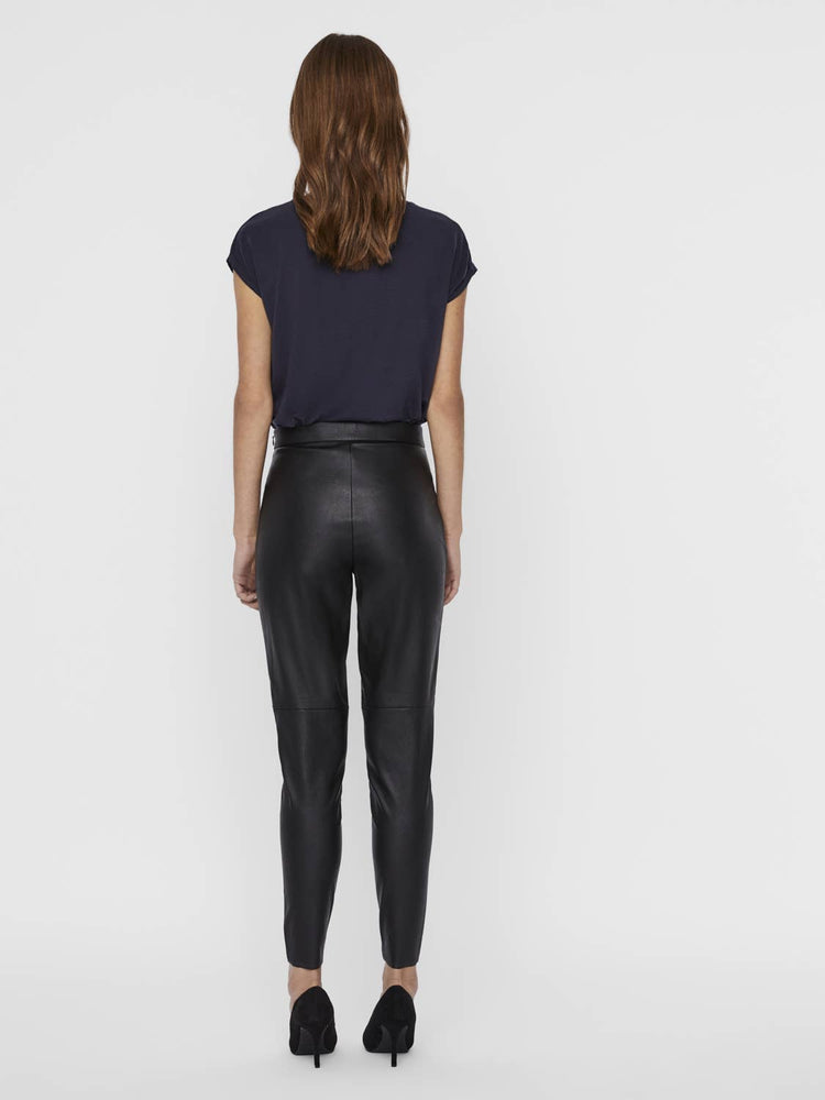 Black Vegan Legging