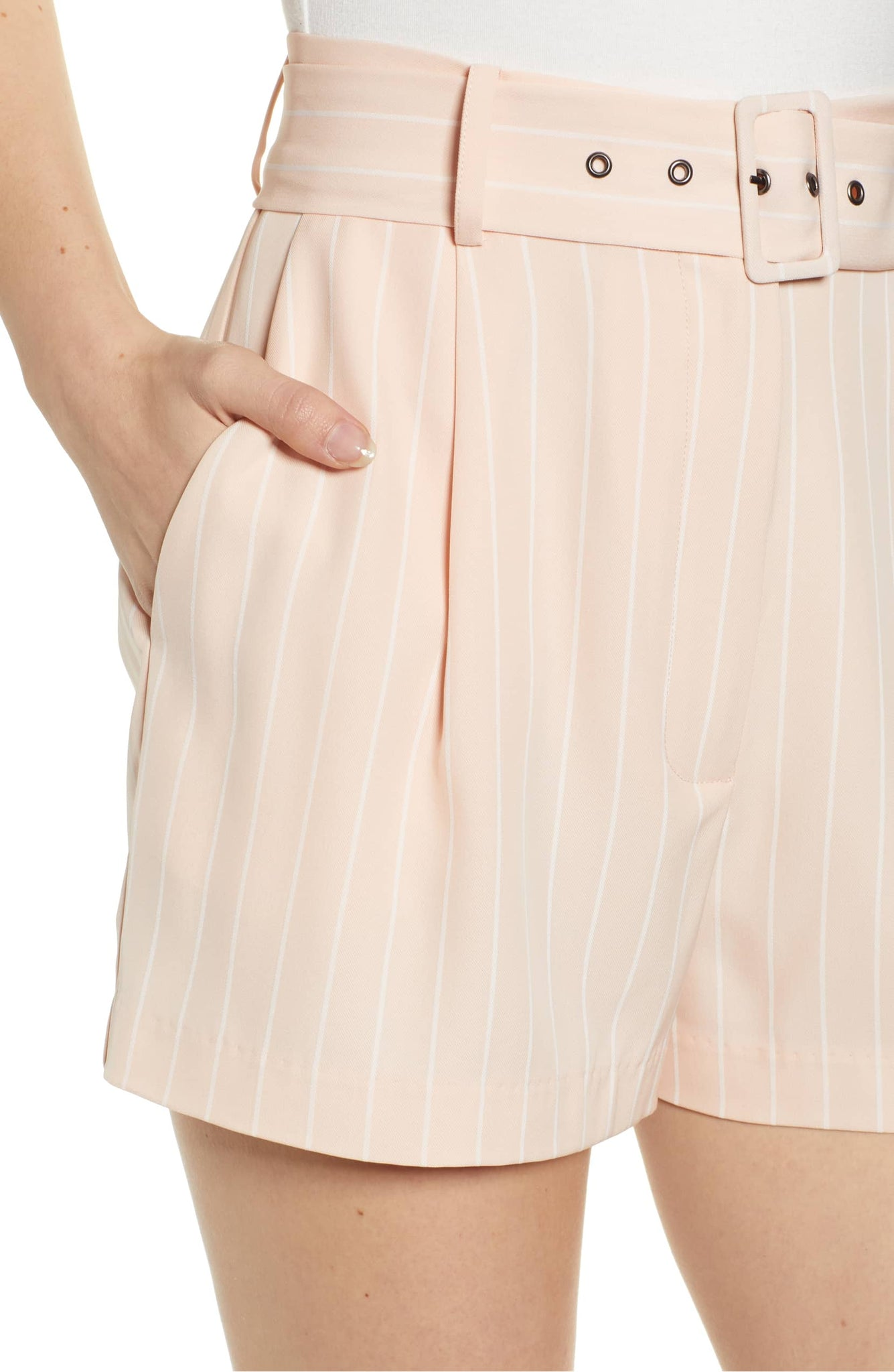 Titus Stripe Shorts